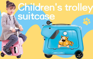 airwheel SQ3 kids luggage